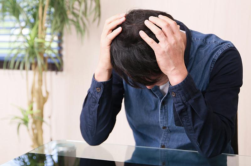 肩こり・腰痛・頭痛などの不定愁訴の原因となります